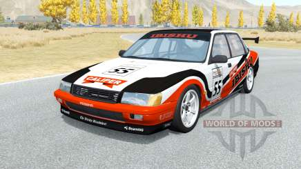 Ibishu Pessima 1988 Super Touring v2.0 para BeamNG Drive