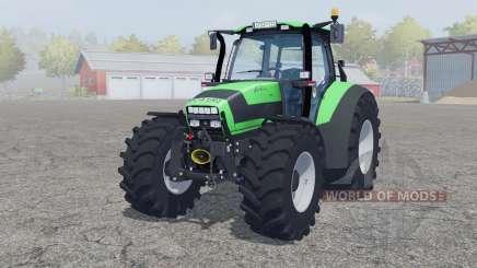 Deutz-Fahr Agrotron 1145 TTV animated element para Farming Simulator 2013