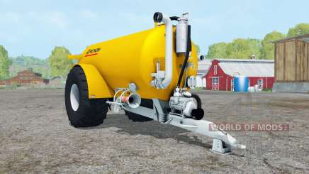 Pichon 2050 golden yellow para Farming Simulator 2015