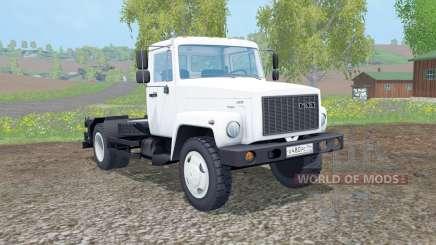 GAZ-33098 para Farming Simulator 2015