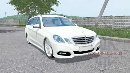 Mercedes-Benz E 350 Estate (S212) 2009 para Farming Simulator 2017