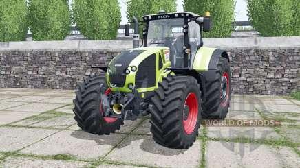 Claas Axion 960 para Farming Simulator 2017