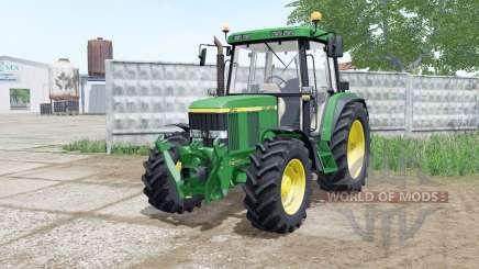 John Deere 6000 para Farming Simulator 2017