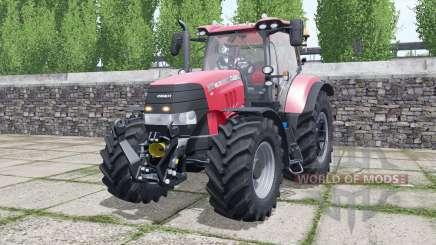 Case IH Puma 200 ƇVX para Farming Simulator 2017