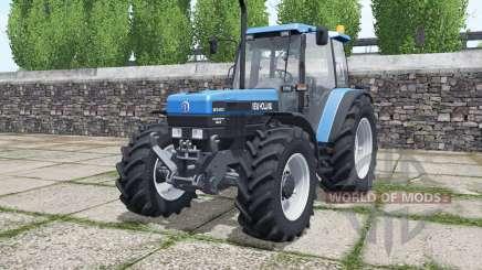 Nueva Hollanɗ 8340 para Farming Simulator 2017
