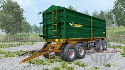 Fuhrmann FF 56000 para Farming Simulator 2015