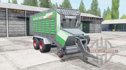 Fendt Varioliner 2440 munsell green para Farming Simulator 2017
