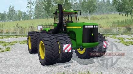John Deere 9400 turbo para Farming Simulator 2015