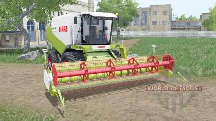 Claas Lexion 580-600 para Farming Simulator 2017