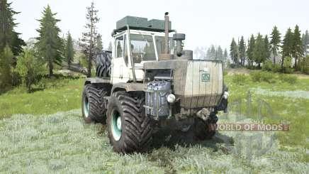 T-150K de edad para MudRunner