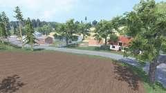 Gorzysta Polana para Farming Simulator 2015