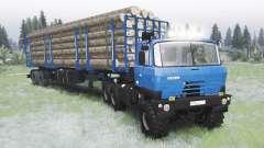 Tatra T815 v2.0 para Spin Tires