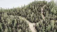 Sirgotcha National Forest para MudRunner