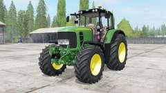 John Deere 7000 Premium para Farming Simulator 2017
