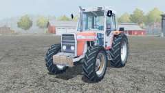 Massey Ferguson 698T 4x4 para Farming Simulator 2013