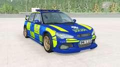 Hirochi Sunburst British Police v0.1 para BeamNG Drive