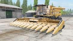Case IH Axial-Flow 8120 indian yellow para Farming Simulator 2017