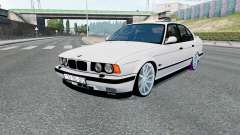 BMW M5 (E34) 1994 4WD para Euro Truck Simulator 2