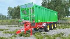 Kroger Agroliner TAW 30 with coupling trailer para Farming Simulator 2015