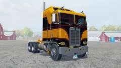 Kenwortꞕ K100 6x6 para Farming Simulator 2013