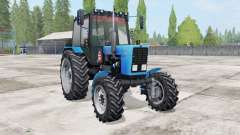 MTZ-82.1 Belarús cargador frontal para Farming Simulator 2017