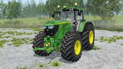 John Deere 6170M animated element para Farming Simulator 2015