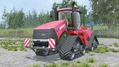 Case IH Steiger 620 Quadtrac real engine para Farming Simulator 2015