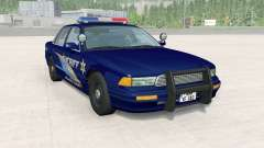 Gavril Grand Marshall Belasco Country Sheriff para BeamNG Drive