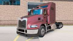Mack Pinnacle AB Sleeper para American Truck Simulator