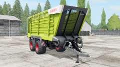 Claas Cargos 700 para Farming Simulator 2017