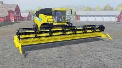 New Holland CR9090 manual ignitioɳ para Farming Simulator 2013