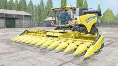 New Holland CR9.90 better handling para Farming Simulator 2017