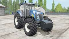 New Holland TG285 2004 para Farming Simulator 2017