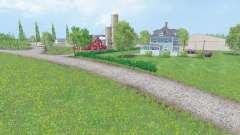 MidWest Family Farms para Farming Simulator 2015