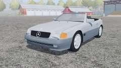 Mercedes-Benz 500 SL (R129) open doors para Farming Simulator 2013
