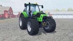 Deutz-Fahr 7250 TTV Agrotron nueva reifen〡felgen para Farming Simulator 2013