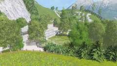 The Alps para Farming Simulator 2015