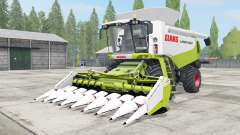 Claas Lexion 600 joystick animation para Farming Simulator 2017