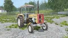 Ursus C-360 soft orange para Farming Simulator 2015