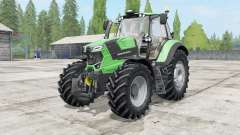 Deutz-Fahr 6 TTV Agrotron power selection para Farming Simulator 2017