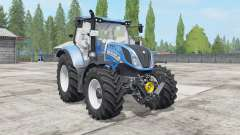 New Holland T6.140-160 para Farming Simulator 2017