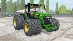 John Deere 7930 ƫwin ruedas para Farming Simulator 2017