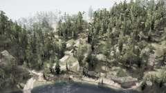 Silver Island para MudRunner