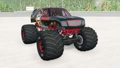 CRD Monster Truck v1.16 para BeamNG Drive