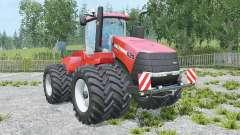 Case IH Steiger 620 double wheels para Farming Simulator 2015