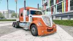 International LoneStar StandUp Sleeper para American Truck Simulator