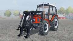 Zetor 7745 fronƫ cargador para Farming Simulator 2013