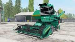 SK-5 Niva mucha animación para Farming Simulator 2017