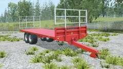 Marshall BC-25 coral red para Farming Simulator 2015
