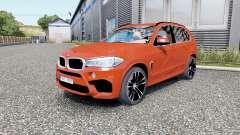 BMW X5 M (F15) para Euro Truck Simulator 2